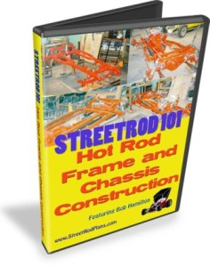StreetRod 101 Hot Rod Frame and Chassis Construction