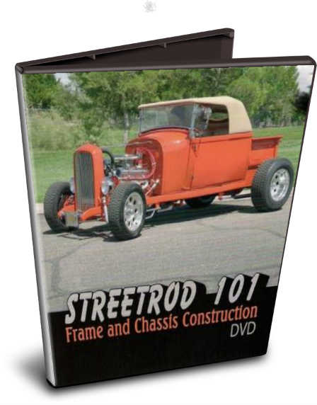 Street Rod 101 Frame and Chassis Construction DVD